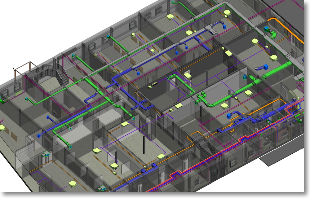 Electrical Services Drawing And Electrical Services